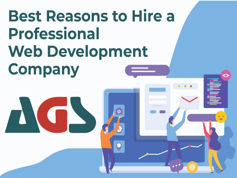 Best Reasons to Hire a Professional Web Development Company