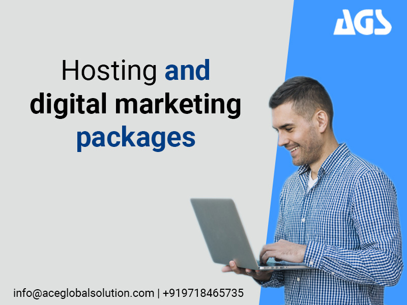 Hosting with Digital Marketing Services