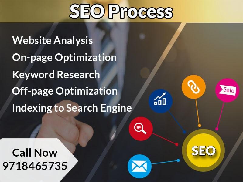 SEO Services Agency in Delhi