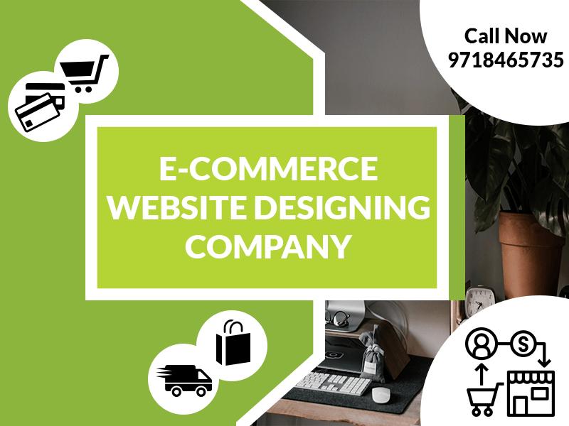 E-Commerce Website Development services in Delhi