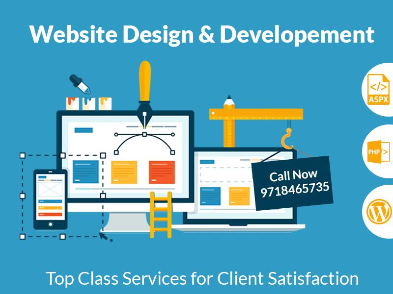 Web Designing Company Delhi,