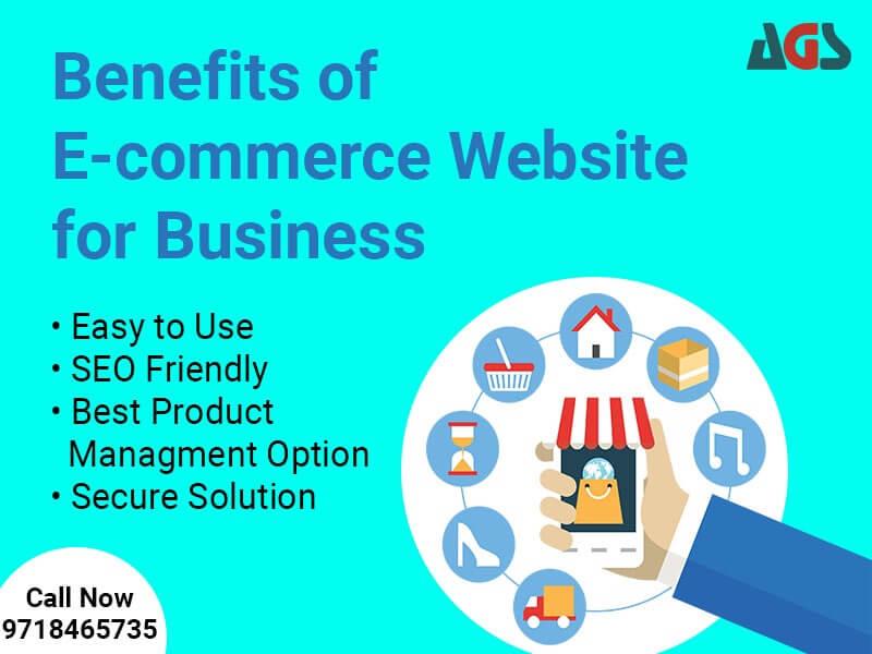 E-Commerce Website Development Delhi