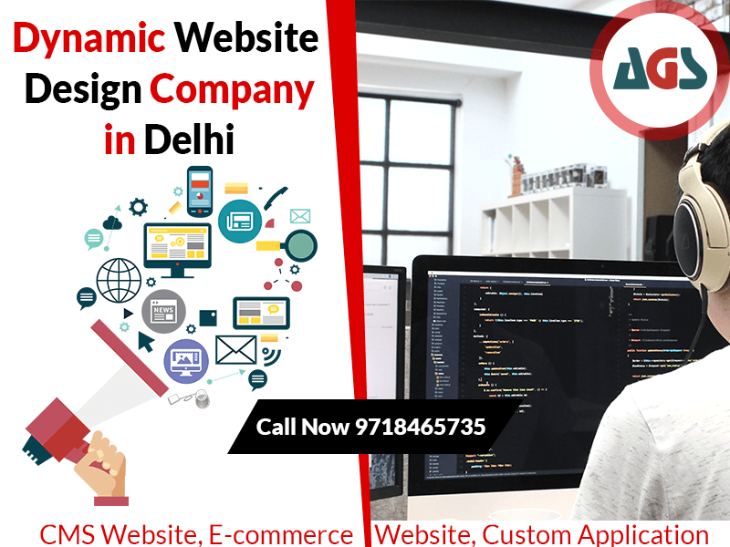 Dynamic Website & Development