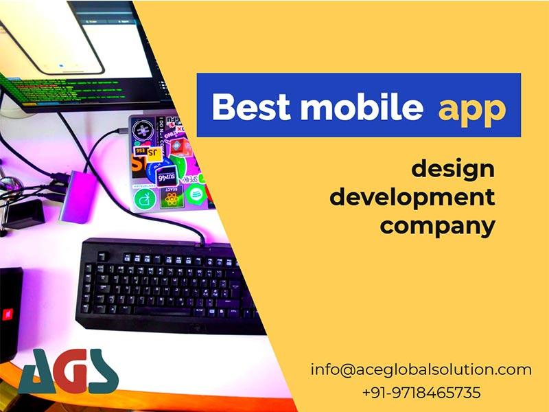 Best mobile app design development company